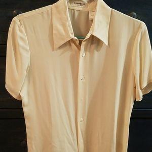 Equipment silk blouse, NWT